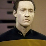 """Data"" from Star Trek - the only 'singular' Data"