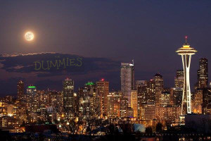 Seattle, the smartest city (be very afraid)