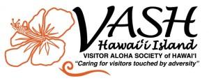 Visitor Aloha Society of Hawai`i logo